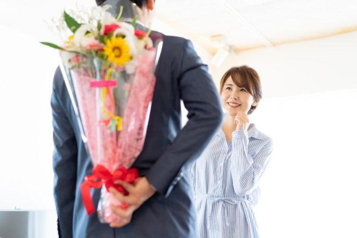 【彼女の誕生日に贈る花】彼女が喜ぶ花ランキングTOP5