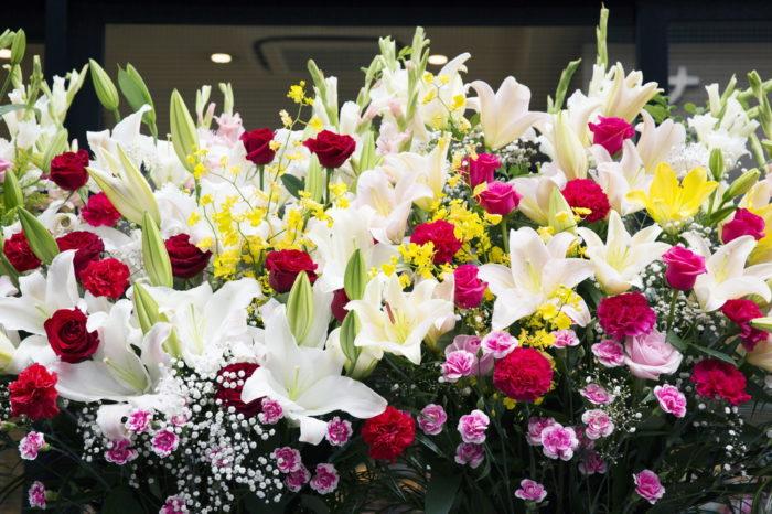 開店祝いにスタンド花を贈る際の基礎知識!