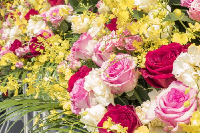 ホステス・キャバクラで誕生日に贈る花の選び方!