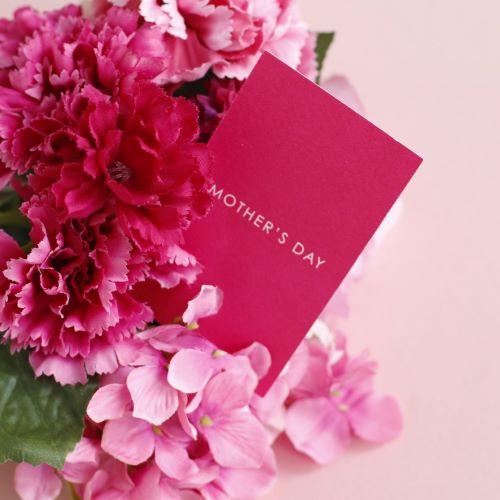 母の日に贈る感謝のお花特集